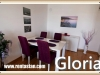 apartment for a day in Belville GLORIA dining