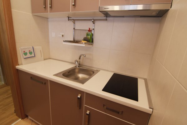 Kitchen New Belgrade Apartment ORION