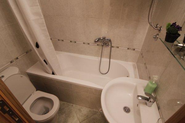 Bathroom New Belgrade Apartment ORION