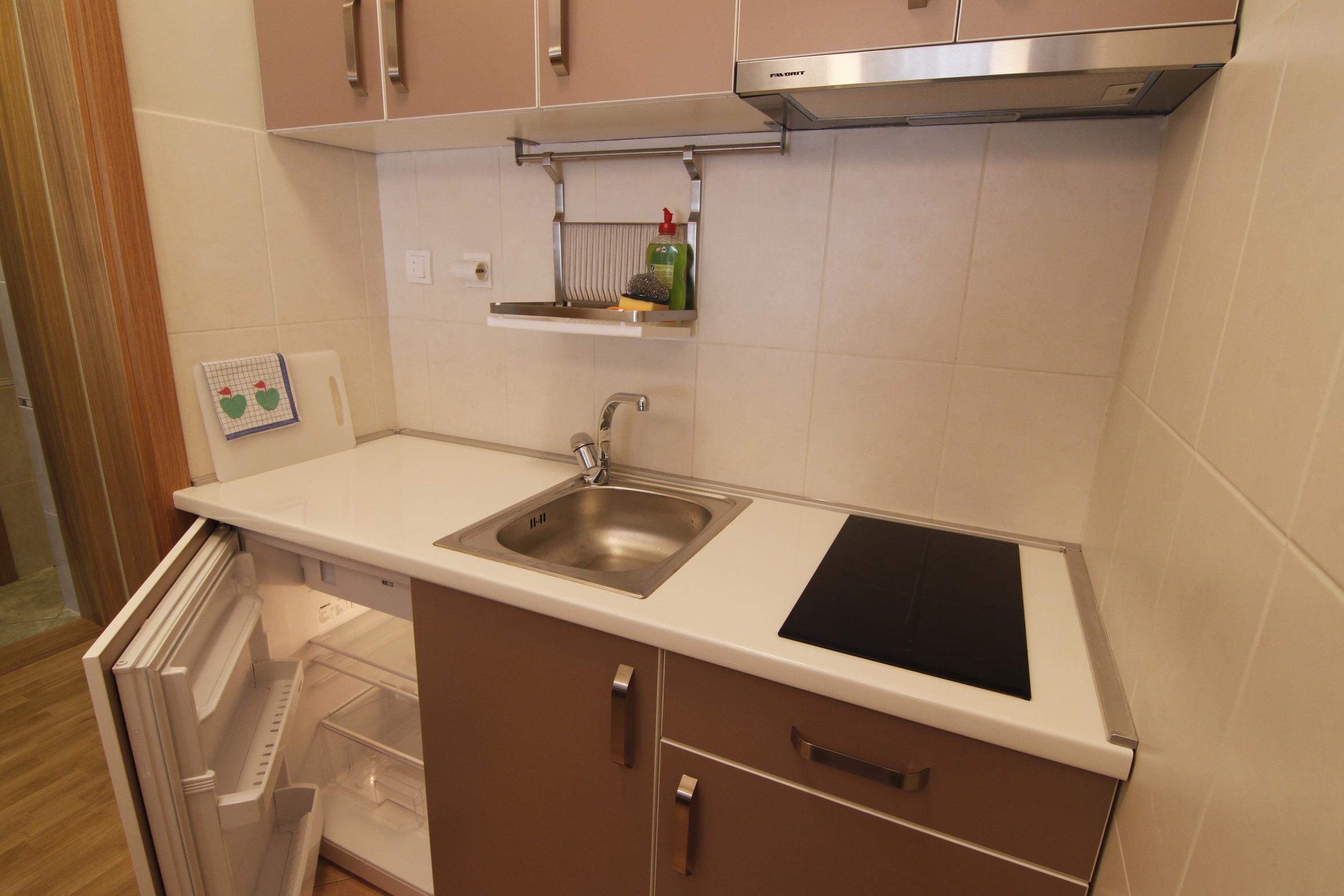 Kuhinja ORION apartmani Novi Beograd
