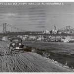Fotografije starog Beograda - Brankov most nekada