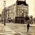 Fotografije starog Beograda - hotel Moskva