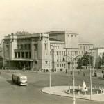 Fotografije starog Beograda - Narodno pozorište