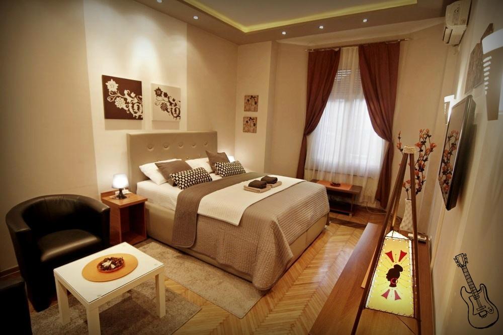 Guitar Art accommodation - apartment Belgrade