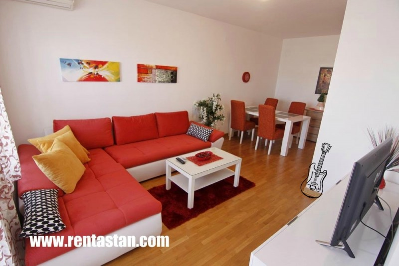 Guitar Art accommodation - apartment Eight