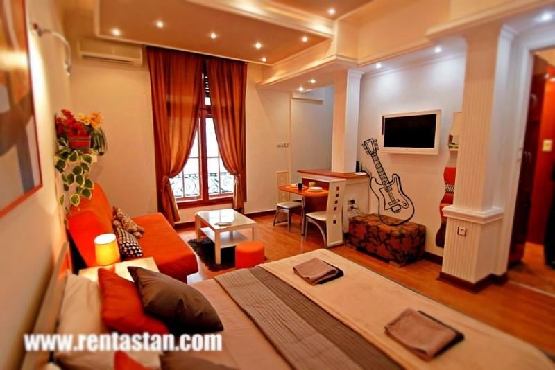 Guitar Art accommodation - apartment Theatre