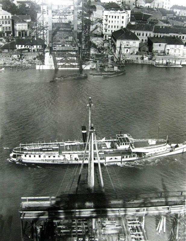 Beograd koji manje poznajemo - Srušen Most kralja Aleksandra
