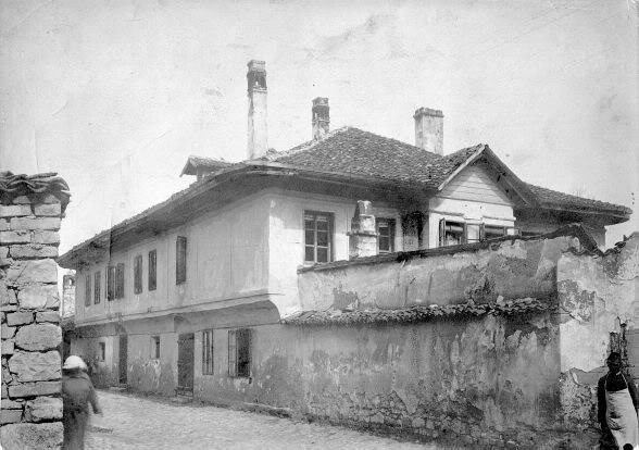 Zgrada velike škole 1878 (Vukov i Dositejev Muzej)