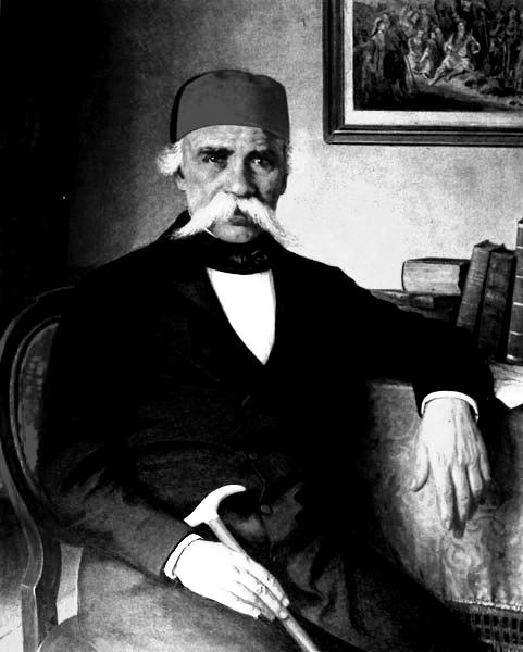Vuk stefanović Karadžić - verovatno najpoznatiji đak Velike Škole u Beogradu