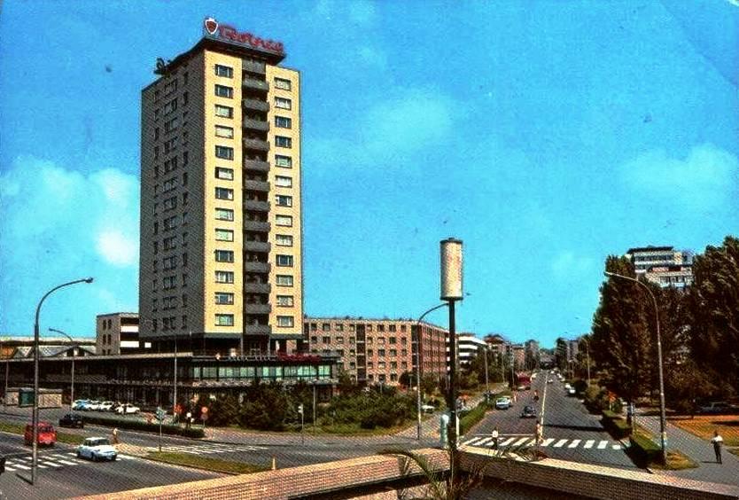 "Blok 1, tj. ""Fontana"", negde 1960."