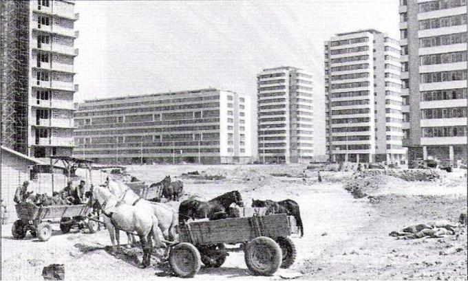 Izgradnja Novog Beograda