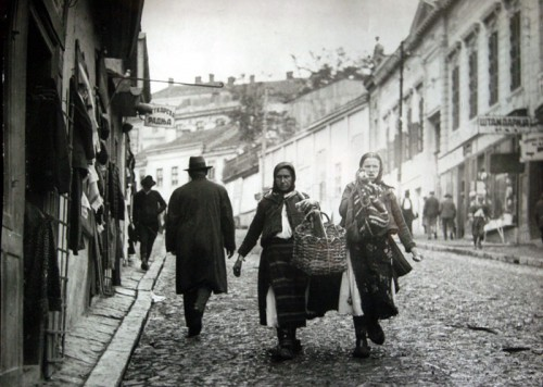 Balkanska street - source and time unknown - Early 20th century presumably