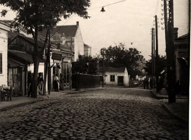 Čuburska ulica 1930