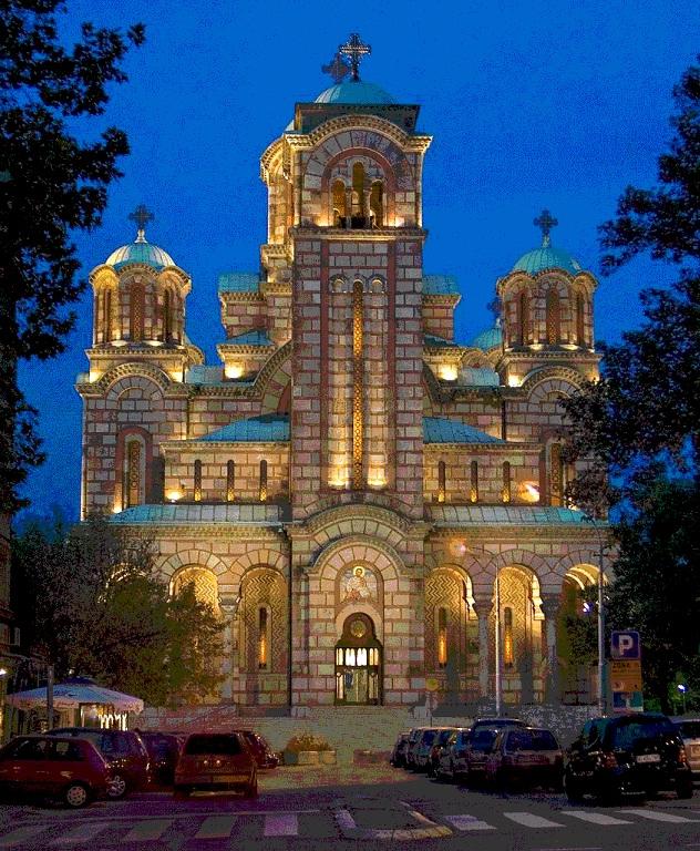 Crkva Svetog Marka dnas