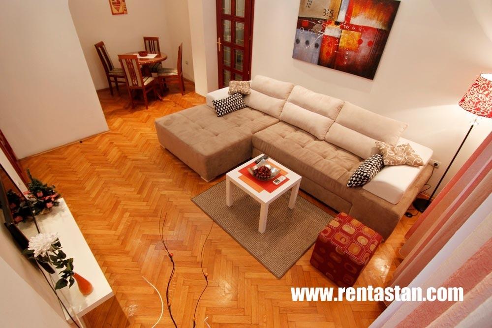 7 Dnevna Soba Aleksandrija Apartman Beograd