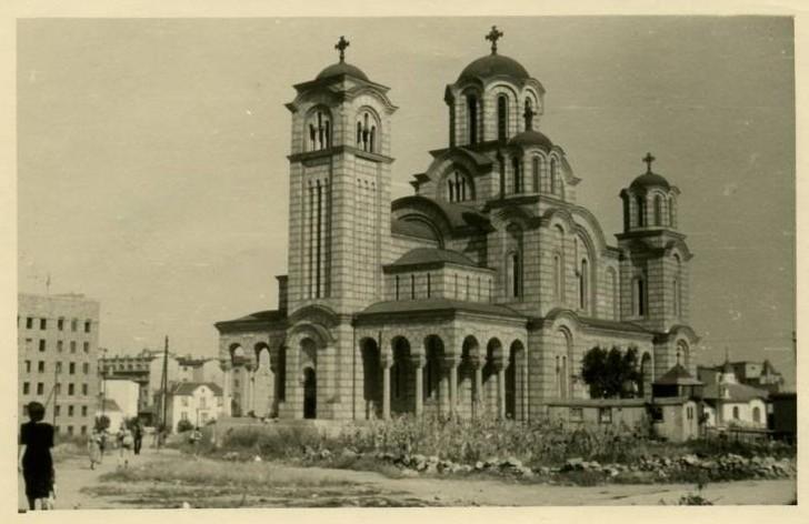 The New Church, photo taken in 1939.