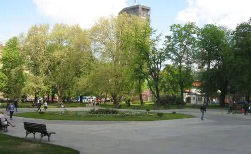 Zanimljiva istorija Beograda Manjež