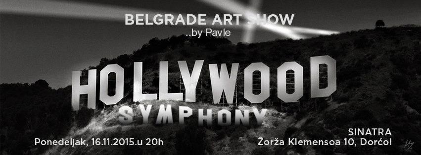 Šta raditi u Beogradu - Belgrade Art Show Symphony