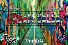 Šta raditi u Beogradu-salsa veče