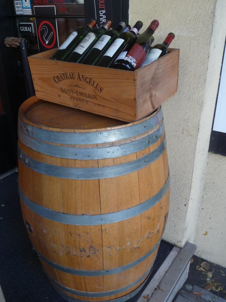 stan na dan Vračar - vinarija