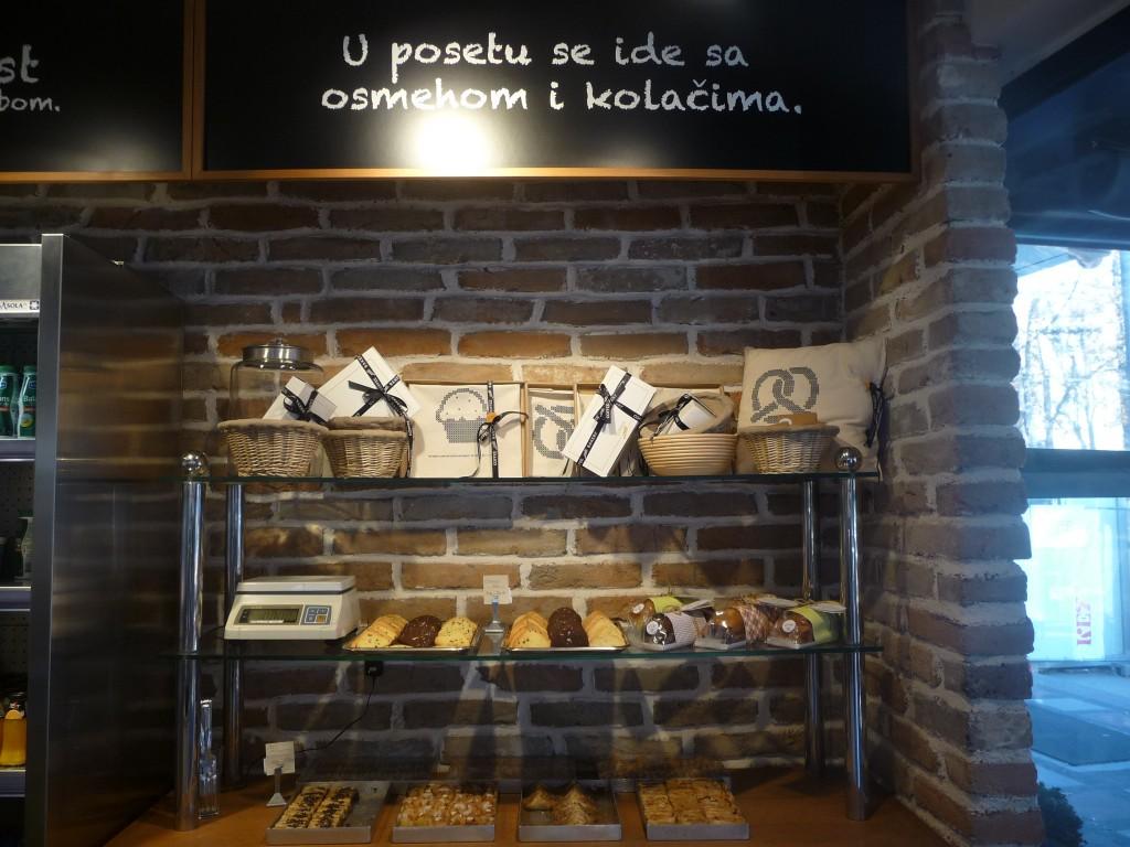 stan na dan Vračar - pekara