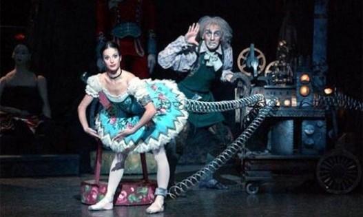 Šta raditi u Beogradu - Balet Kopelija