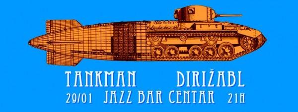 Šta raditi u Beogradu ove nedelje - Dirižabl i Tankman