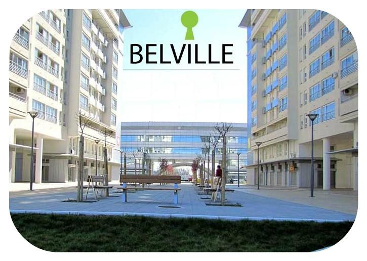 Stan na dan Delta City - Belville