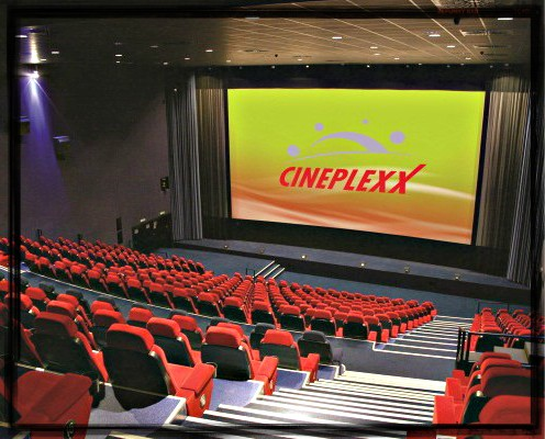 Stan na dan Delta City - Delta City bioskop