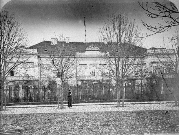 Stari konak -Simićeva kuća