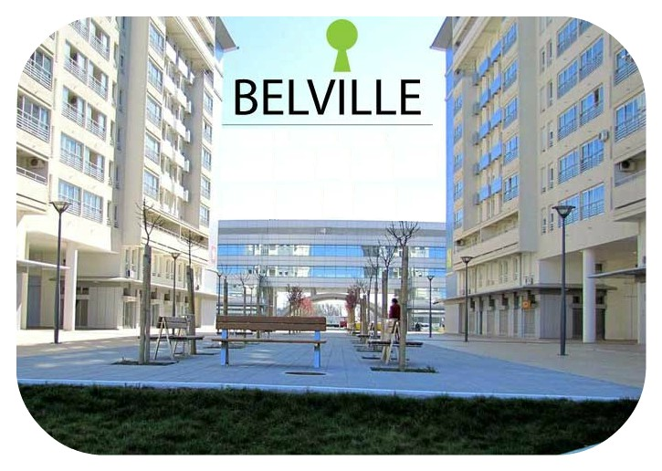 Apartment for a day Delta City - Belville
