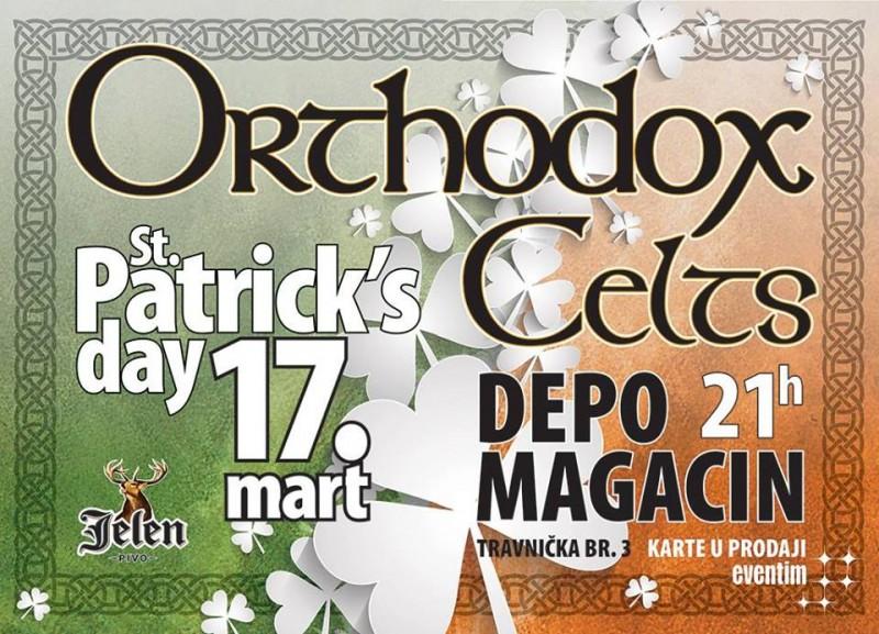 Šta raditi u Beogradu ove nedelje - Orthodox Celts