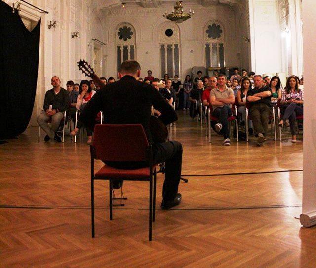 Šta raditi u Beogradu ove nedelje - koncert klasicne gitare SKC