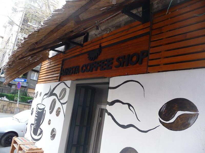 Stan na dan kod Knez Mihajlove - Barista Coffee Shop