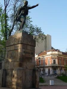 Stan na dan kod Knez Mihajlove - Park Vuka Karadžića
