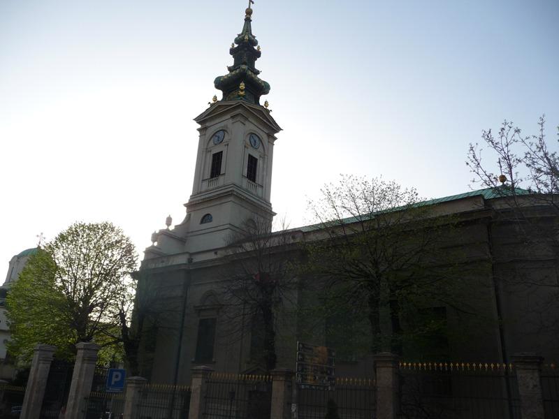 Stan na dan kod Knez Mihajlove - Saborna crkva