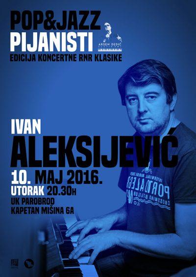 Šta raditi u Beogradu ove nedelje - Ivan Aleksijević