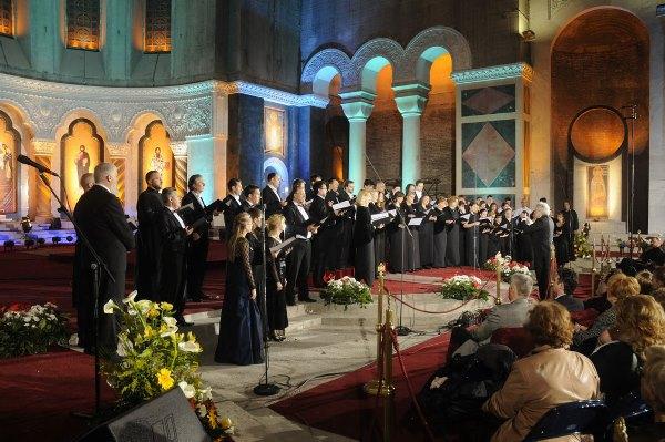 Šta raditi u Beogradu ove nedelje - koncerti u hramu Svetog Save