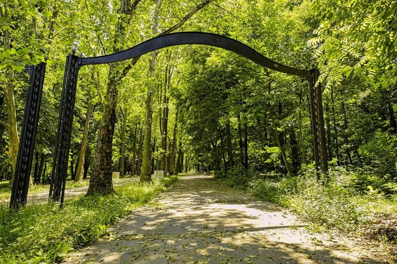 Kapija Hajd Park Beograd
