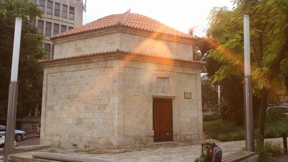 turkish Grave Belgarde Center Park