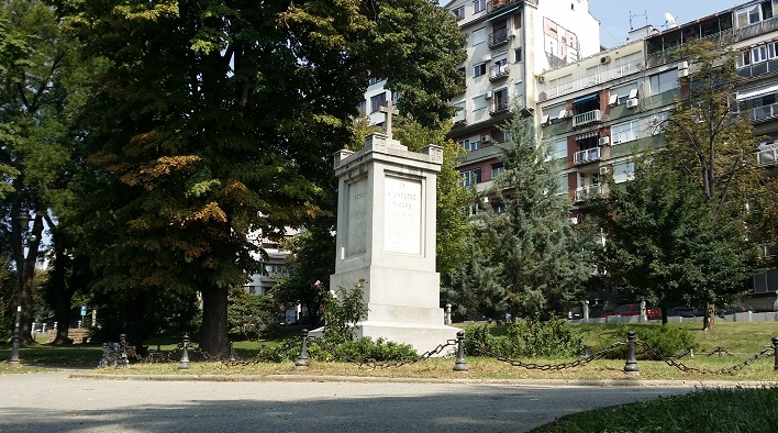 first-memorial-in-belgrade-karadjordje-park