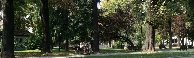 students-kardjordje-park