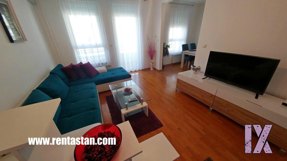 7 Dnevna Devetka Apartman Novi Beograd Belvil