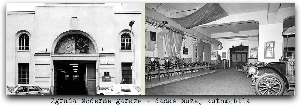 Garaža Muzej automobila