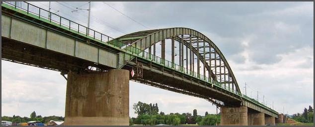 mostovi u Beogradu