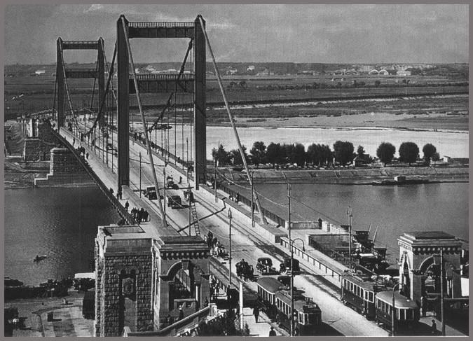 Mostovi Beograda stare slike