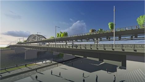 plan rekonstrukcije savskog mosta