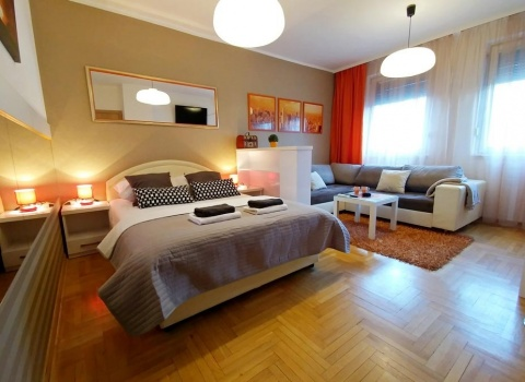 GALA apartment in New Belgrade