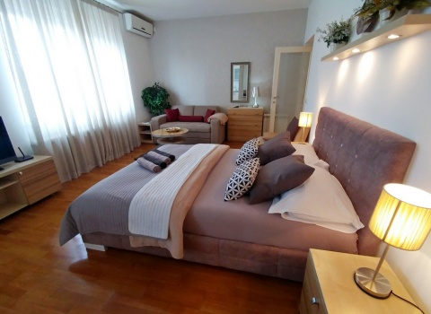 LUXURY apartment Belgrade, accommodation in center