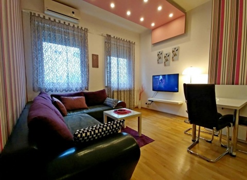 ETNA apartment New Belgrade, two rooms